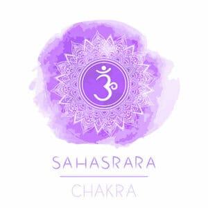 sahasrara chakra viola
